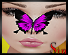 Face Butterfly 2
