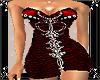 [Dz]Gothic red dress