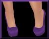 Pumps Purple