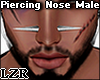 Piercing Nose Male 3