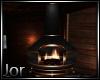 *JJ* Winter Cabin FirePl
