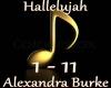Hallelujah 1- 11