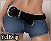 [Y] Short + belt 05