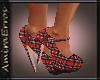 ~AE~heels tartan