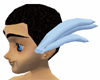 Winged Merman blue ears