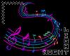 !N Radio Musical Note