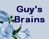 Guy's Brains