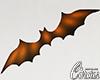 C` Orange Wall Bat