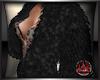 [JAX] BLACK FAUX FUR