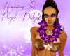 ~LB~Lei - Purple Delight