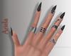 A! Nail + Rings
