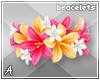 A| Flower Bracelets 5