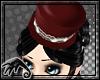 LK~Belle's Red Hat