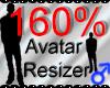 *M* Avatar Scaler 160%