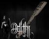 dark harley quinn bat