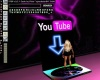 Neon YouTube/MP3 Player