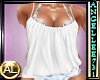 DELICATE SUMMER TOP WHIT