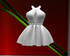 [HW] Keyhole White Dress