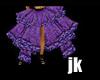 Goth Purple Baroque