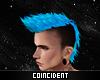 Hawky // Blue