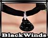 BW| Black Onyx Collar