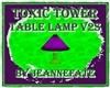 TOXIC TOWER TBL LAMP V2S