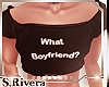 SR* What Bf ? Black
