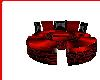 (S)CircularRed couch
