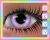 Baby Light Purple Eyes
