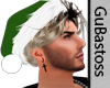 Xmas Green hat Blond