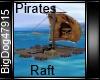[BD] Pirates Raft