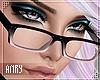 [Anry] Keiko Glasses