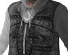 vest black xl