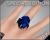 ~AK~ Royal Ring: Sapph