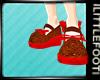 Kids Autumn  Doll Shoes