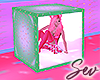 *S Cake Kitty Light Box