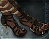 ¤ Voodoo Queen Heels