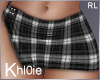 K bw tarting skirt