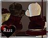 Rus: *V* Teddy kiss