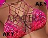 #Top Crochet PINK