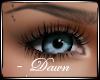 Watercolor Blue Eyes