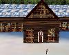 snow cabin getaway