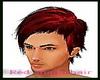 red shade hair