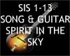 Spirit In The Sky+Guitar