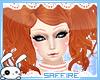 Fox Flame Kaia Hair