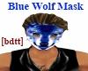 [bdtt] Blue Wolf Mask