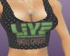LIVE ABOVE CANCER--GIOBE