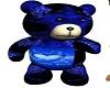 BLUE I LOVE YOU BEAR