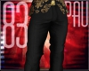 Black T pants 2