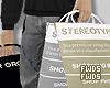 F. Shopping Totes